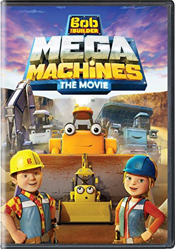Image 0 of Bob the Builder: Mega Machines - The Movie