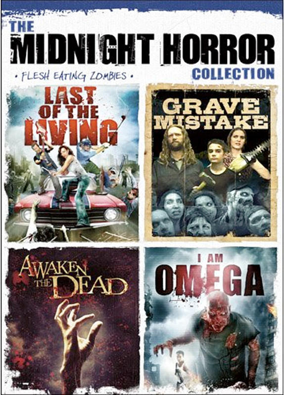 Image 0 of The Midnight Horror Collection: Flesh Eating Zombies Series
