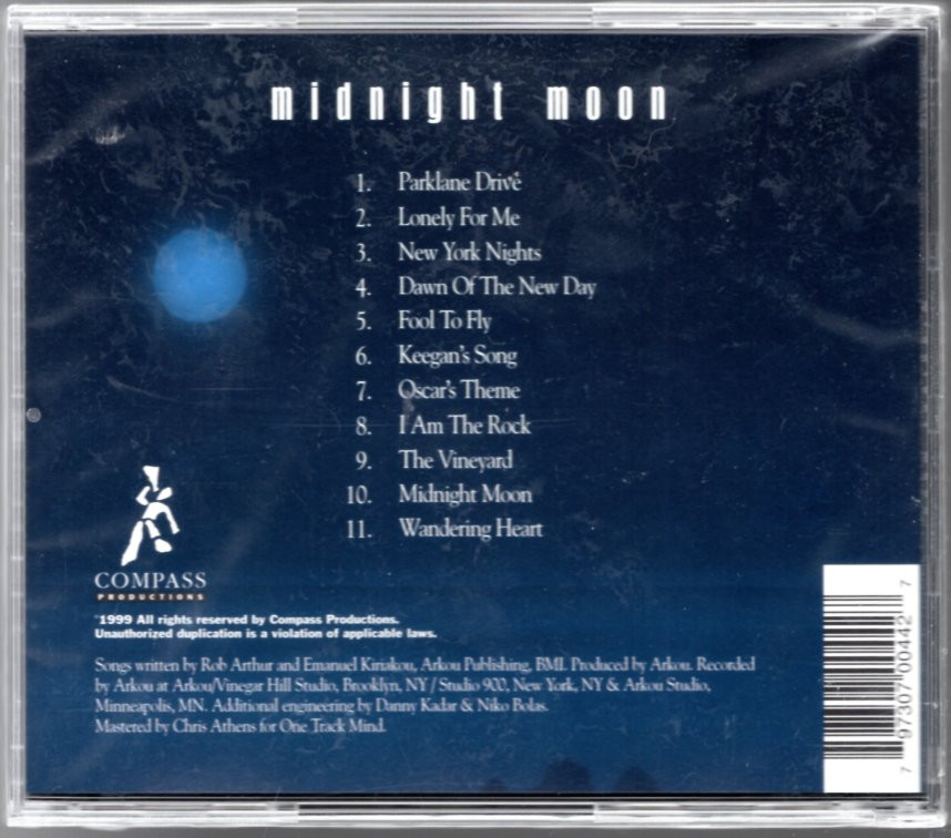 Image 1 of Smooth Jazz Collection (Midnight Moon)