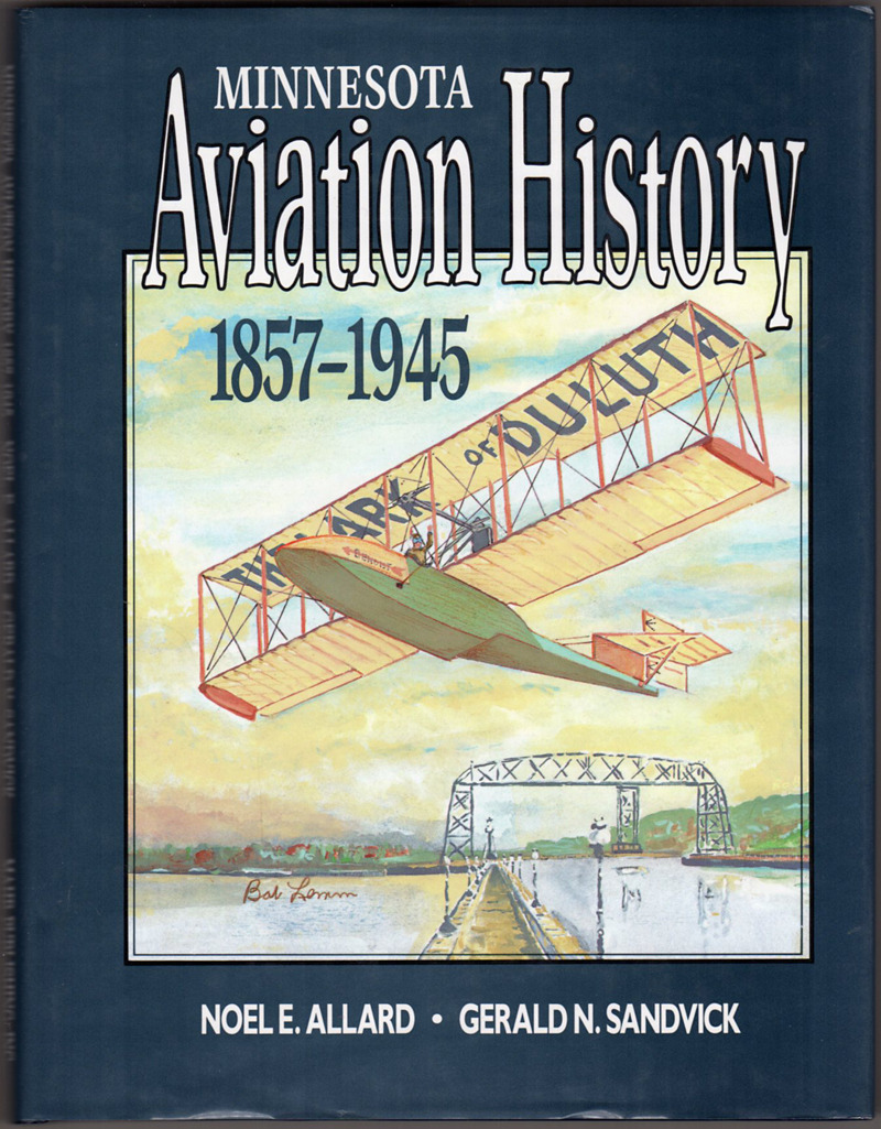 Image 0 of Minnesota Aviation History 1857-1945
