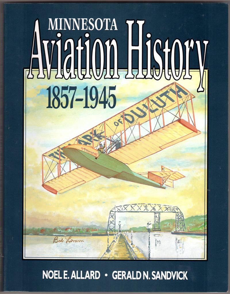 Image 0 of Minnesota Aviation History 1857-1945