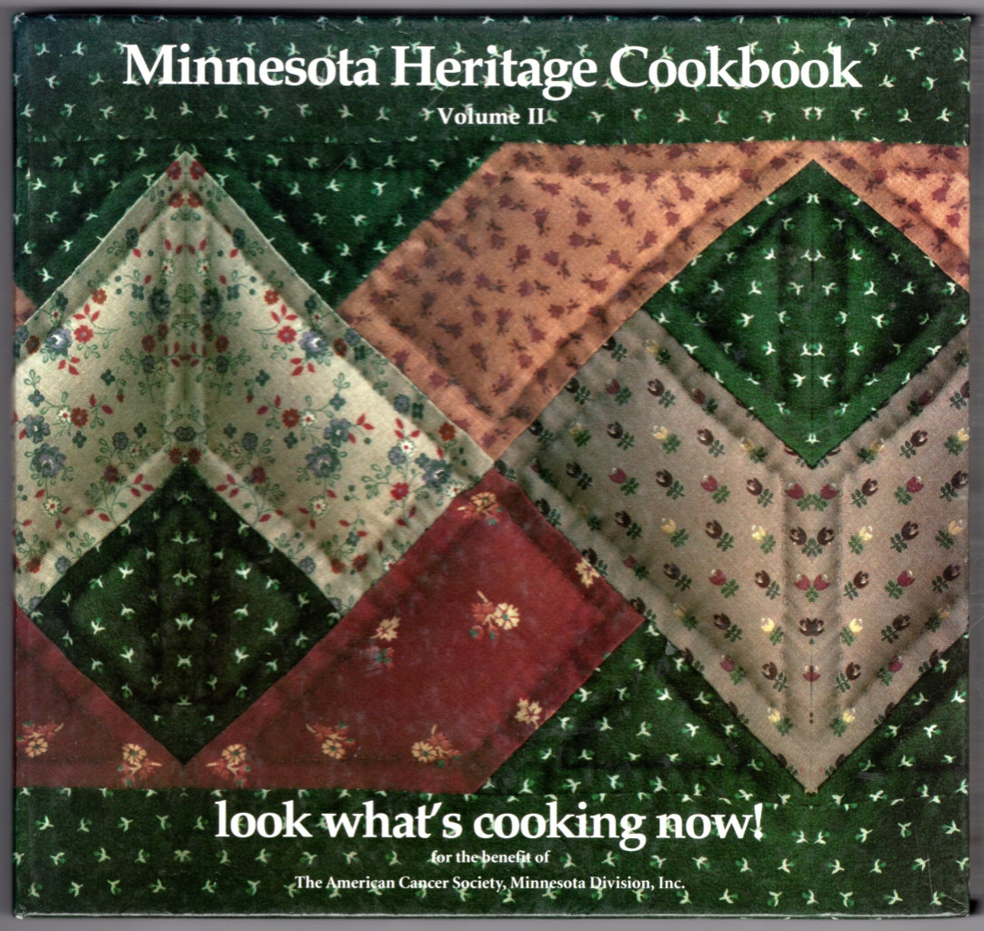 Image 0 of Minnesota Heritage Cookbook: Volume 2 Look What's Cooking Now!