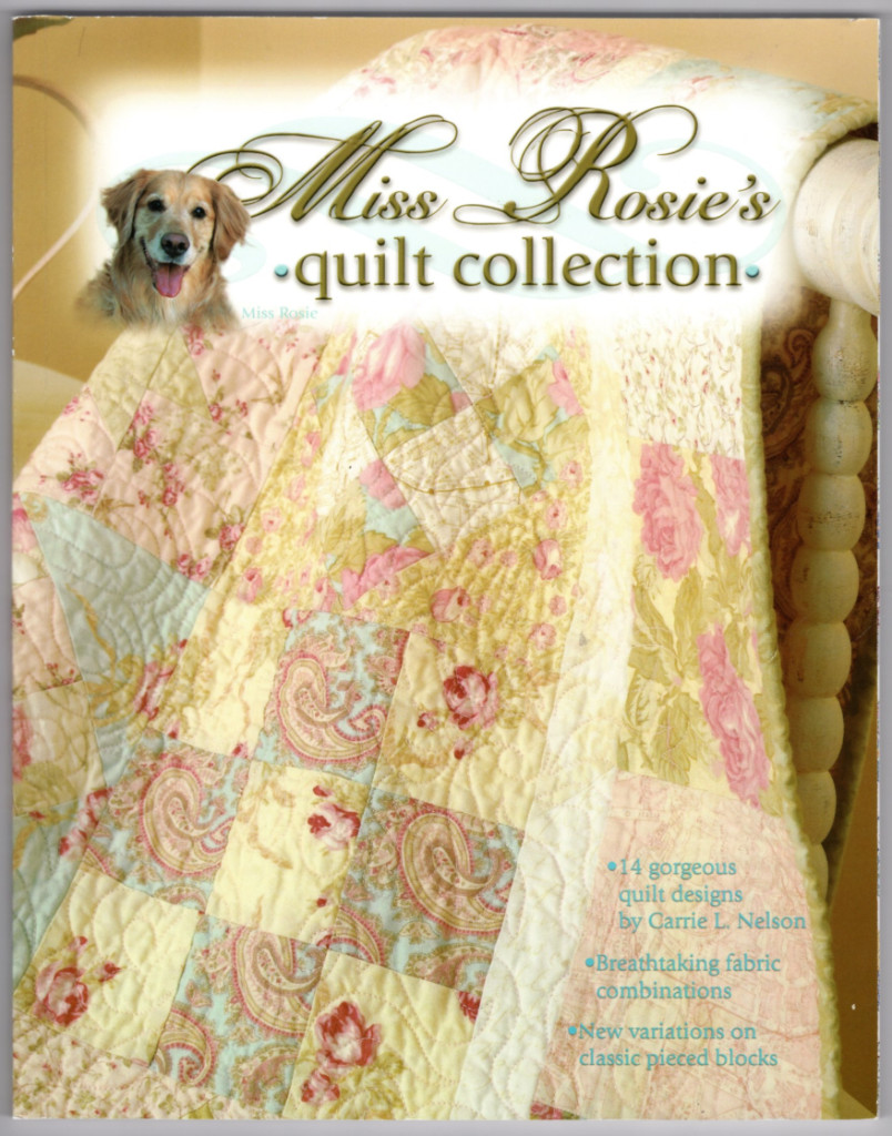 Image 0 of Miss Rosie's Quilt Collection (Leisure Arts #3990)