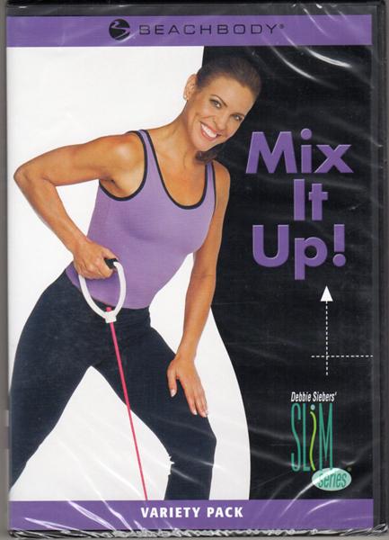 Image 0 of Mix It Up! (Debbie Siebers' Slim Series)