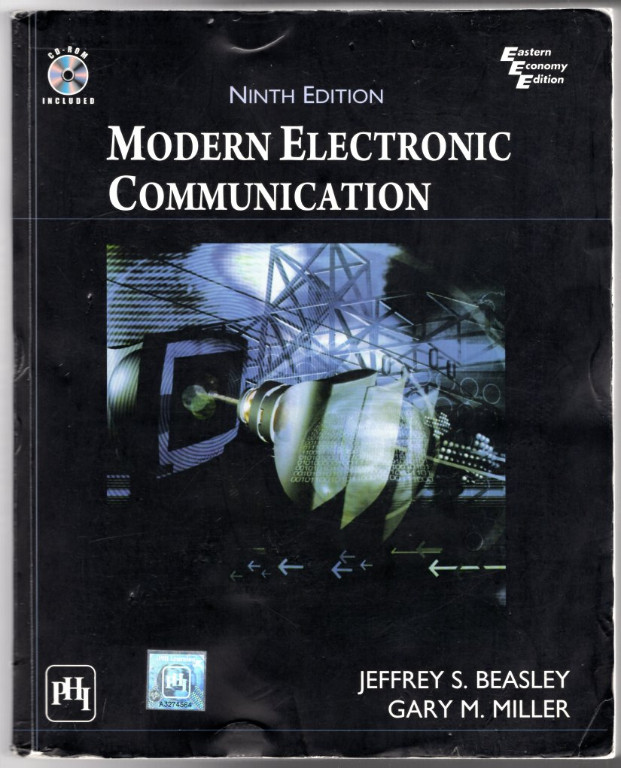 Image 0 of Modern Electronic Communication