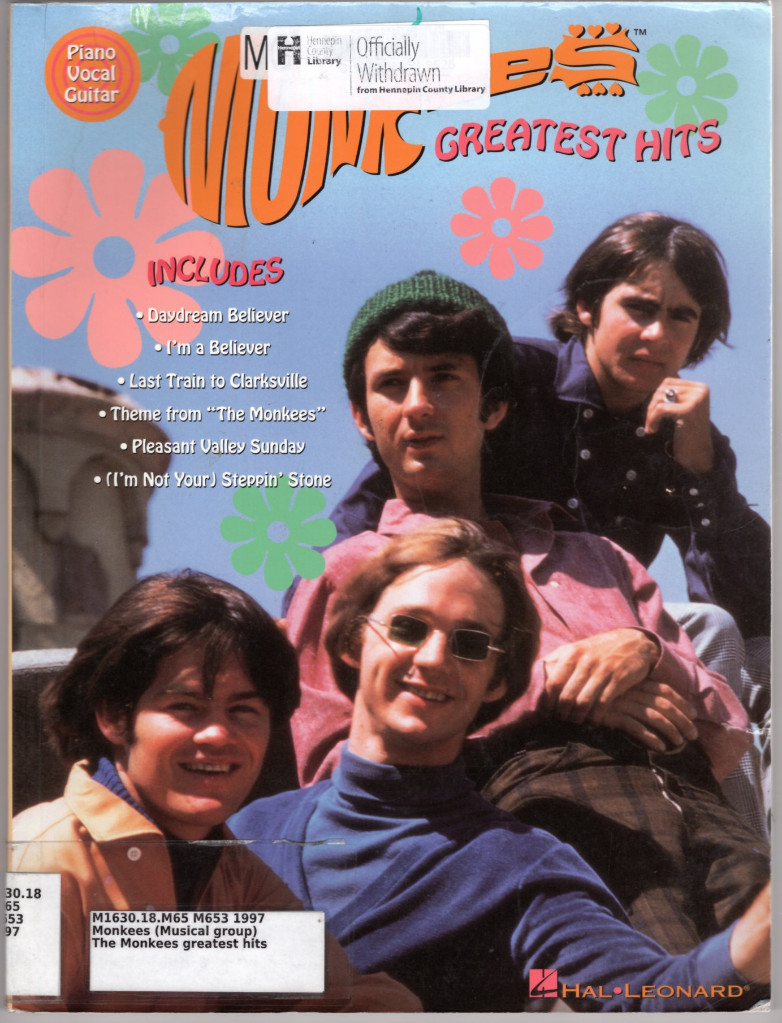 Image 0 of The Monkees - Greatest Hits