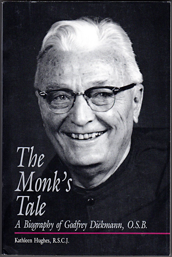 Image 0 of The Monk's Tale: A Biography of Godfrey Diekmann, O.S.B.