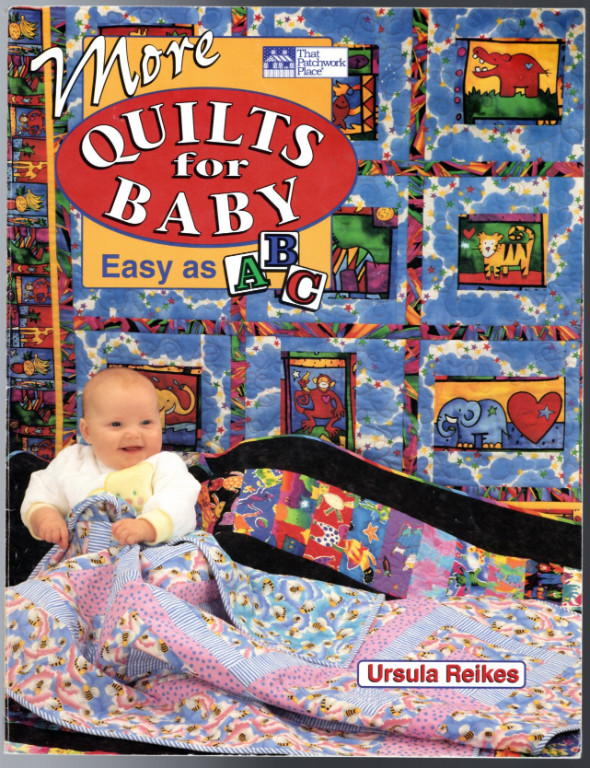 Image 0 of More Quilts for Baby: Easy As ABC