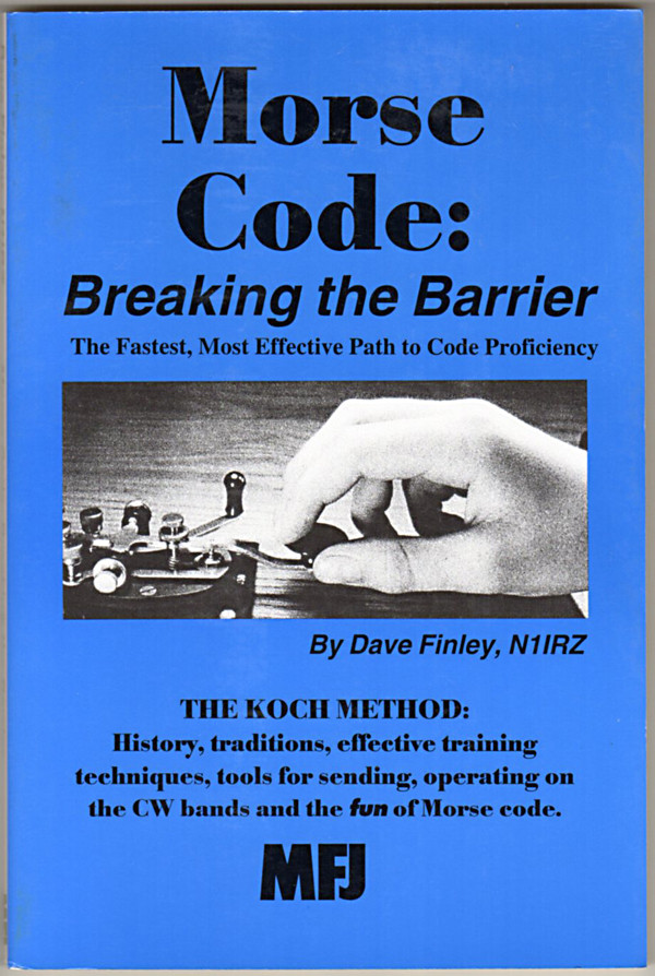 Image 0 of Morse Code: Breaking the Barrier