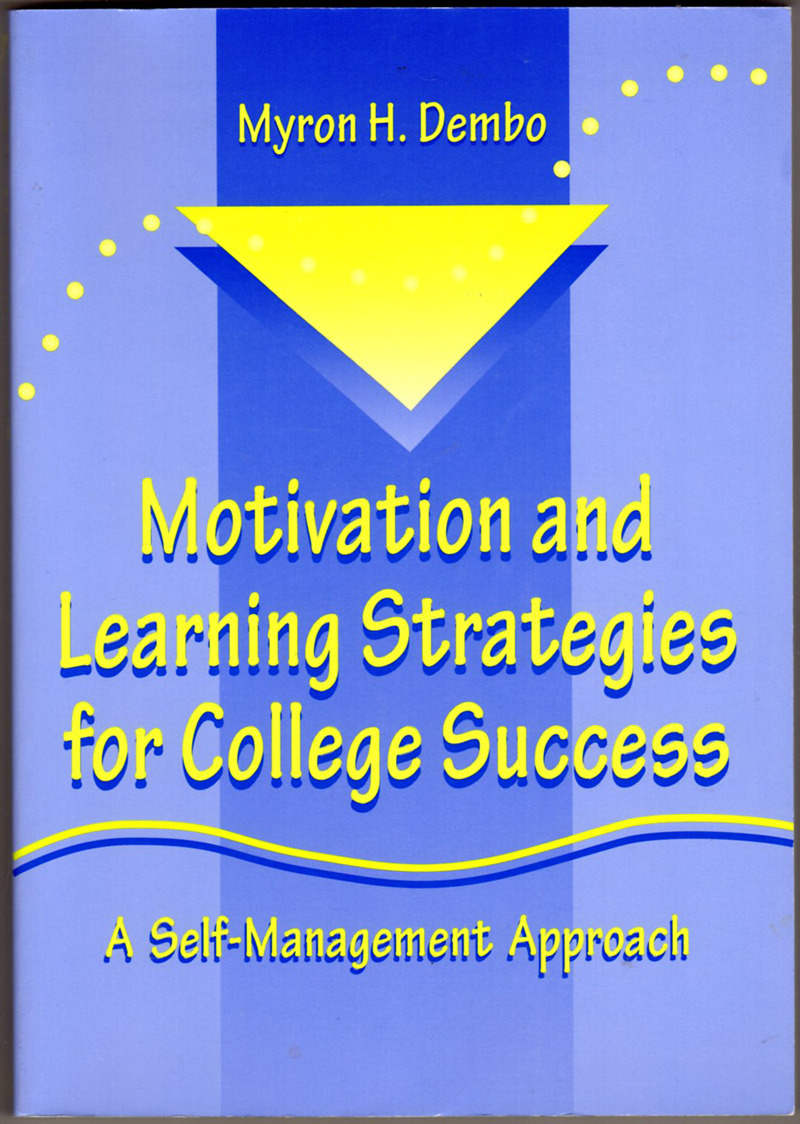 Image 0 of Motivation and Learning Strategies for College Success