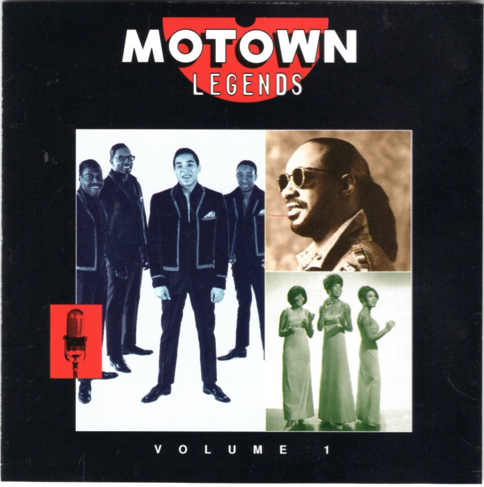 Image 0 of Motown Legends 1 / Various