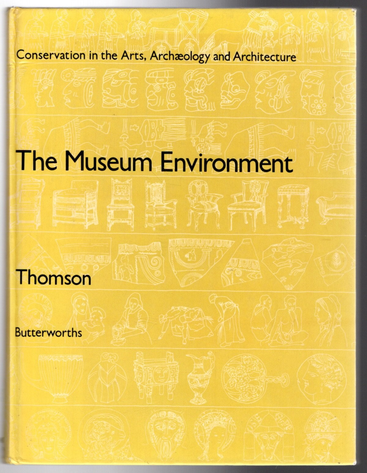 Image 0 of Museum Environment Control Preservation (The Butterworth series on conservation