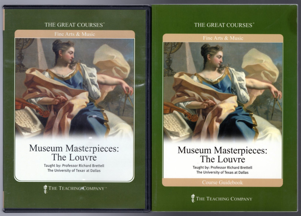 Image 0 of Museum Masterpieces: The Louvre ~ Great Courses