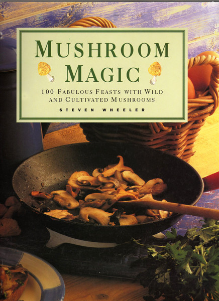 Image 0 of Mushroom Magic (Steven Wheeler)