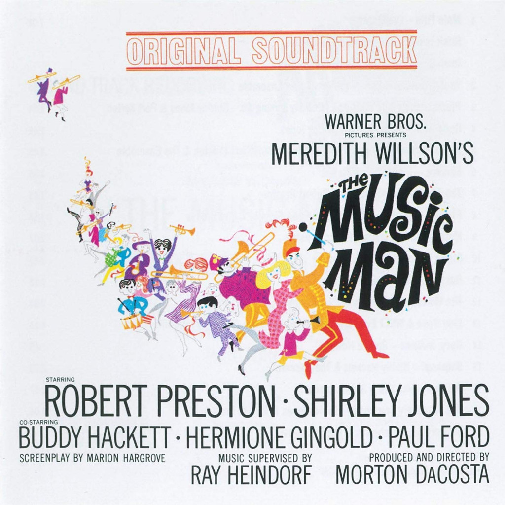 Image 0 of The Music Man (1962 Film Soundtrack)