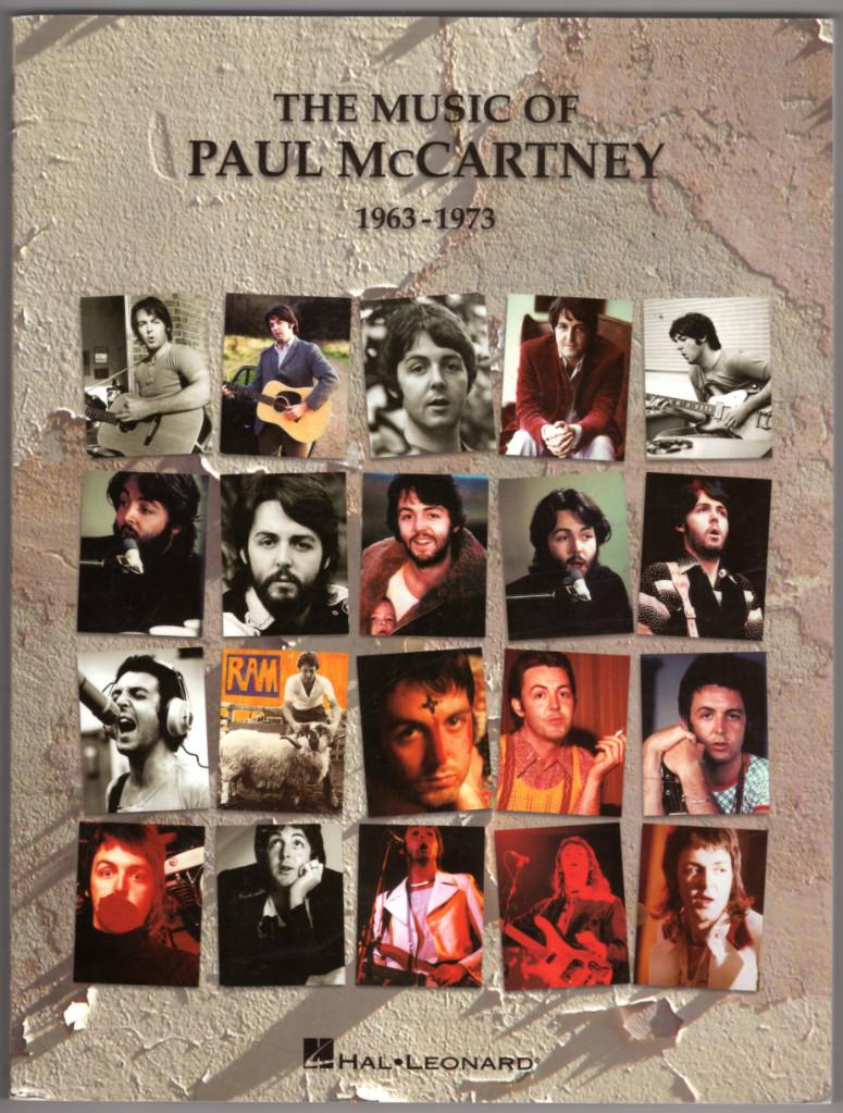 Image 0 of The Music of Paul McCartney - 1963-1973