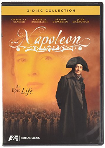 Image 0 of Napoleon (TV Miniseries) (3-Disc Collector's Edition)
