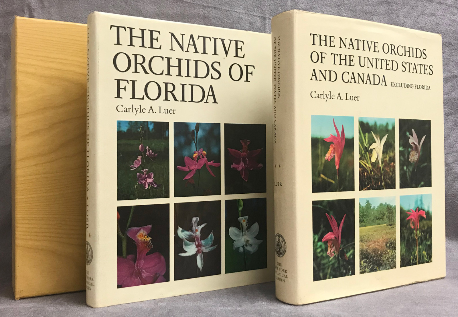 Image 0 of The Native Orchids of the United States and Canada Excluding Florida; and The Na