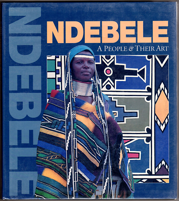 Image 0 of Ndebele: A People & Their Art
