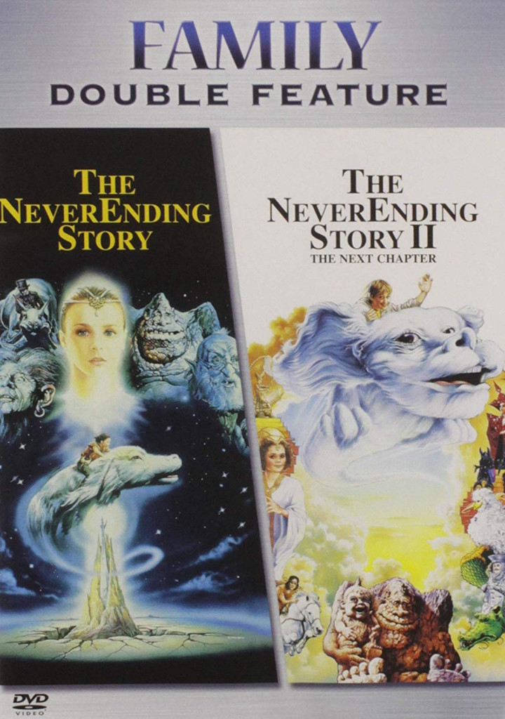 Image 0 of The NeverEnding Story / The NeverEnding Story II