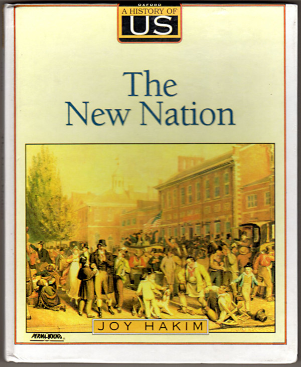 Image 0 of A History of US: Book 4: The New Nation