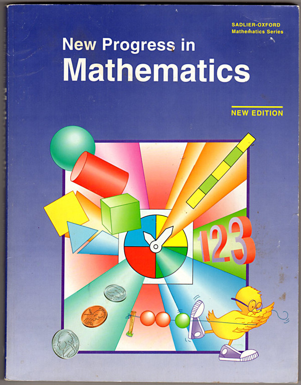 Image 0 of New Progress in Mathematics: Grade K