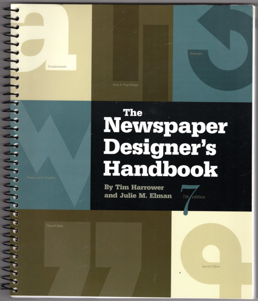 Image 0 of The Newspaper Designer's Handbook