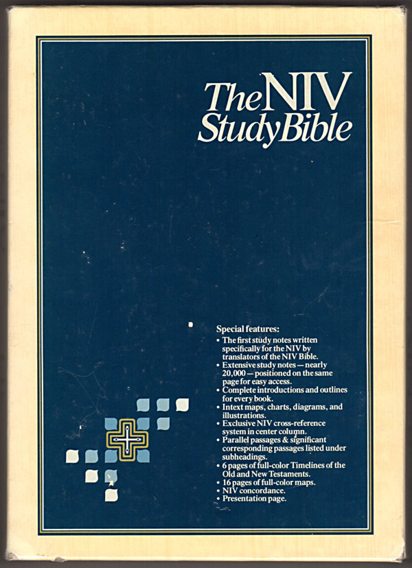 Image 0 of The NIV Study Bible