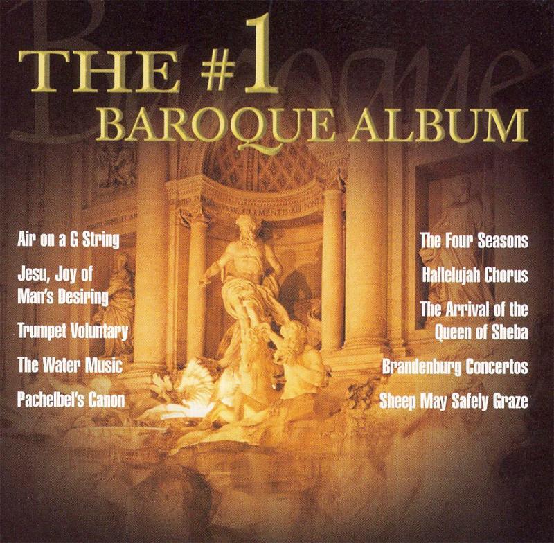 Image 0 of #1 Baroque Album