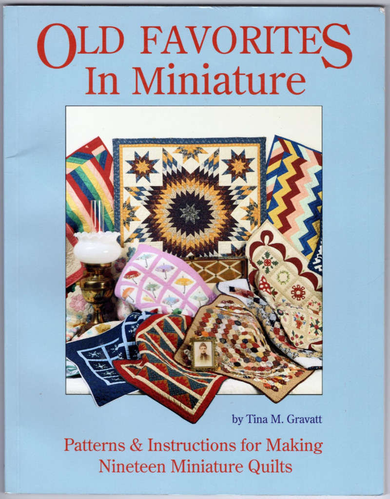 Image 0 of Old Favorites in Miniature: Patterns and Instructions for Making Nineteen Miniat