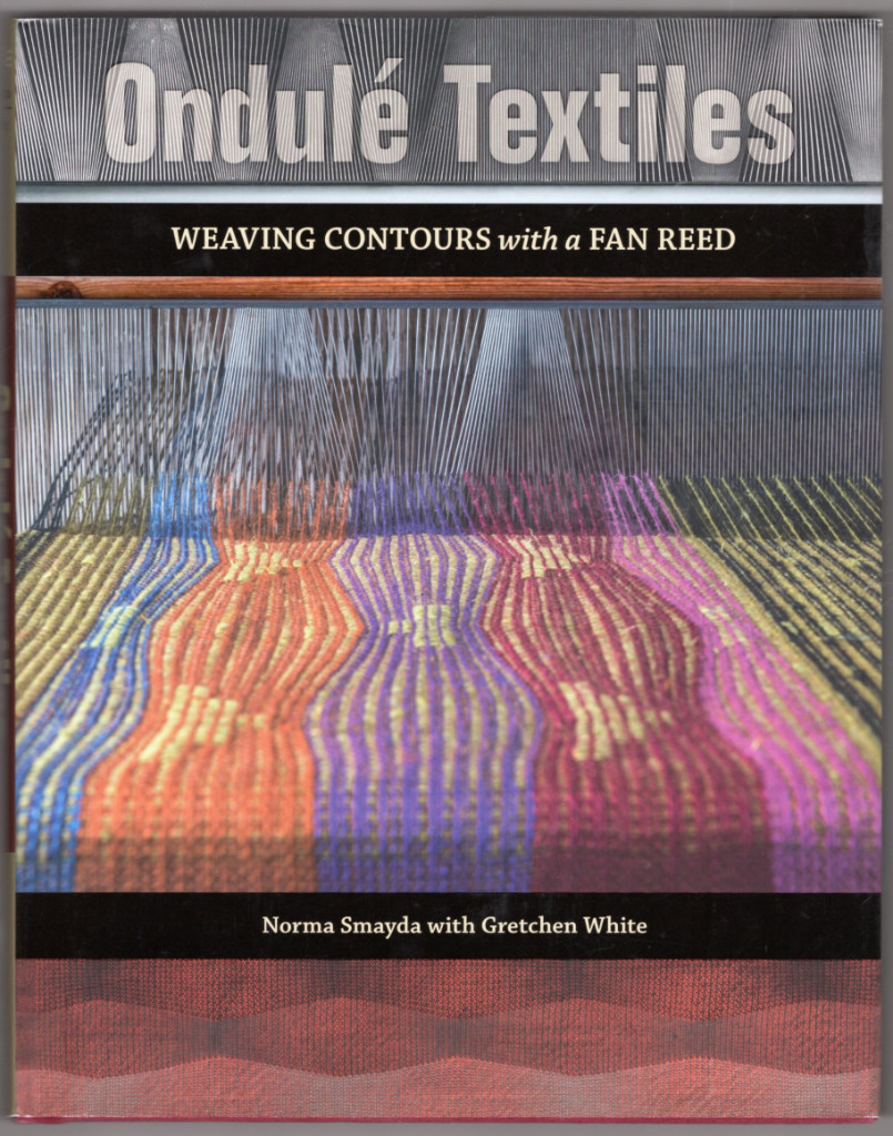 Image 0 of Ondule Textiles: Weaving Contours with a Fan Reed