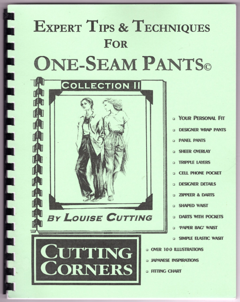 Image 0 of Expert Tips and Techniques for One-Seam Pants, Collection II