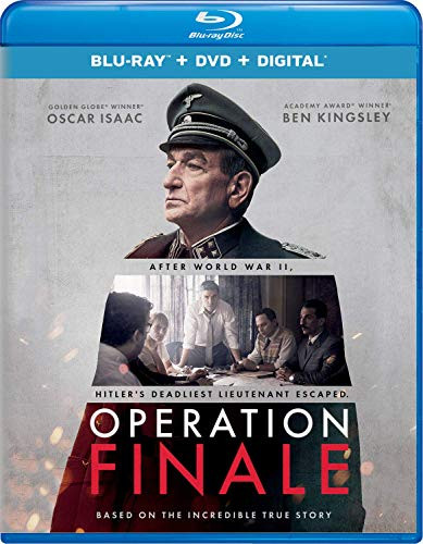 Image 0 of Operation Finale [Blu-ray]