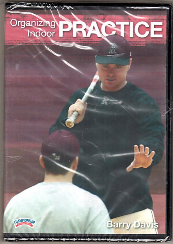 Image 0 of Barry Davis: Organizing Indoor Practice (DVD)