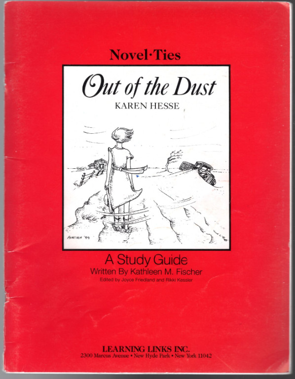 Image 0 of Out of the Dust: Novel-Ties Study Guides