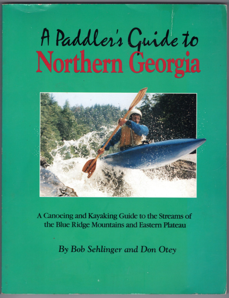 Image 0 of A Paddler's Guide to Northern Georgia