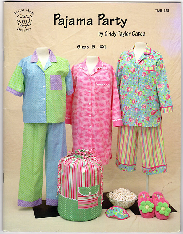 Image 0 of Taylor Made Designs Patterns-Pajama Party
