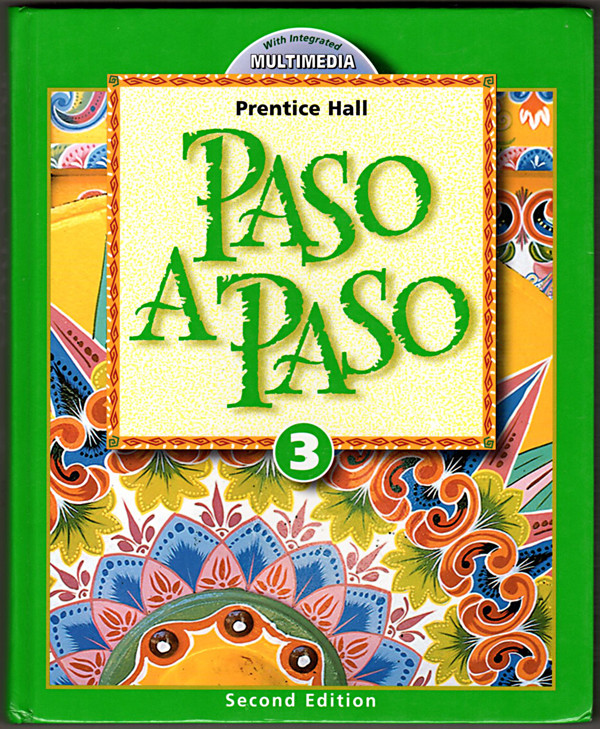 Image 0 of PASO A PASO 2000 STUDENT EDITION LEVEL 3 STUDENT EDITION