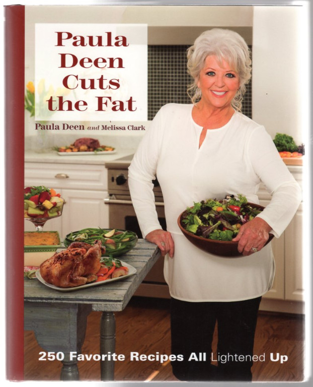 Image 0 of Paula Deen Cuts the Fat: 250 Favorite Recipes All Lightened Up