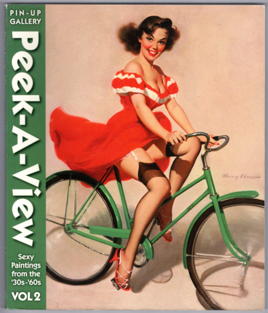 Image 0 of Peek-a-view Pin-up Gallery: Sexy Paintings from the 30s-60s, Vol. 2 (Pin Up Gall
