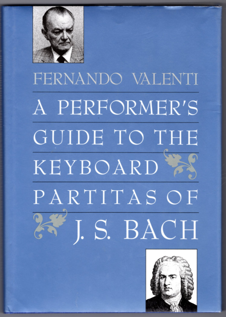 Image 0 of A Performer's Guide to the Keyboard Partitas of J.S. Bach
