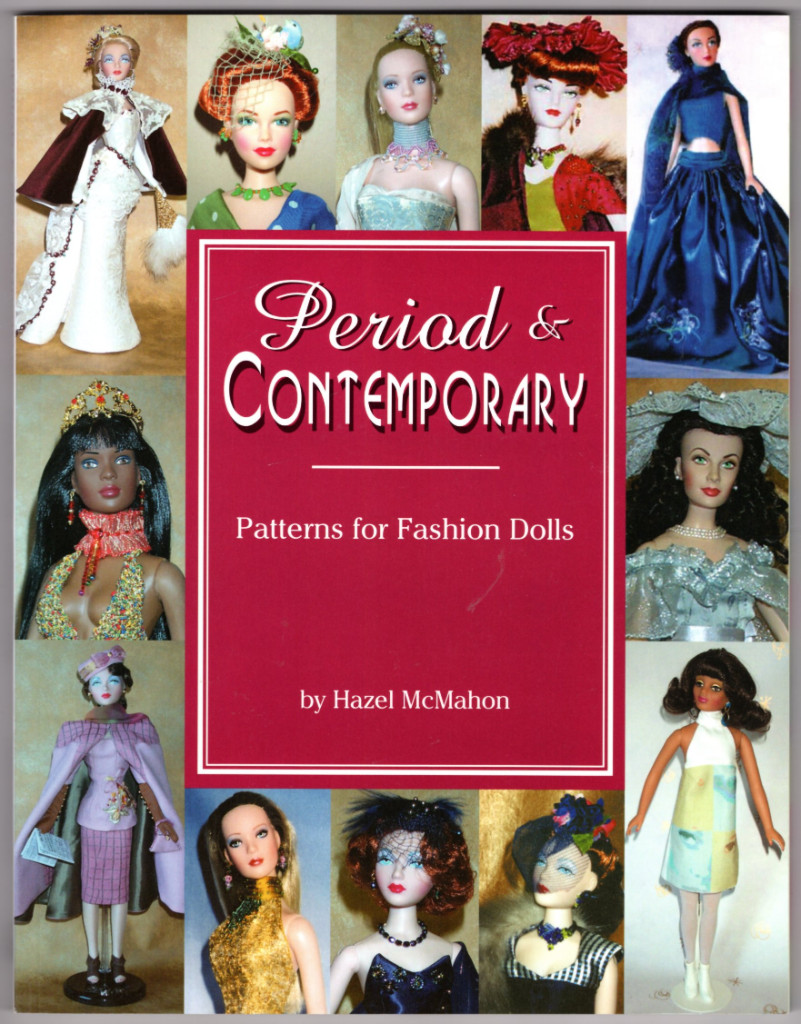 Image 0 of Period & Contemporary: Patterns for Fashion Dolls