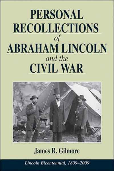 Image 0 of Personal Recollections of Abraham Lincoln and the Civil War