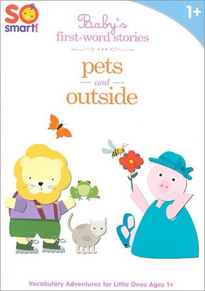 Image 0 of Baby's First Word Stories: Vol. 3 Pets and Outside