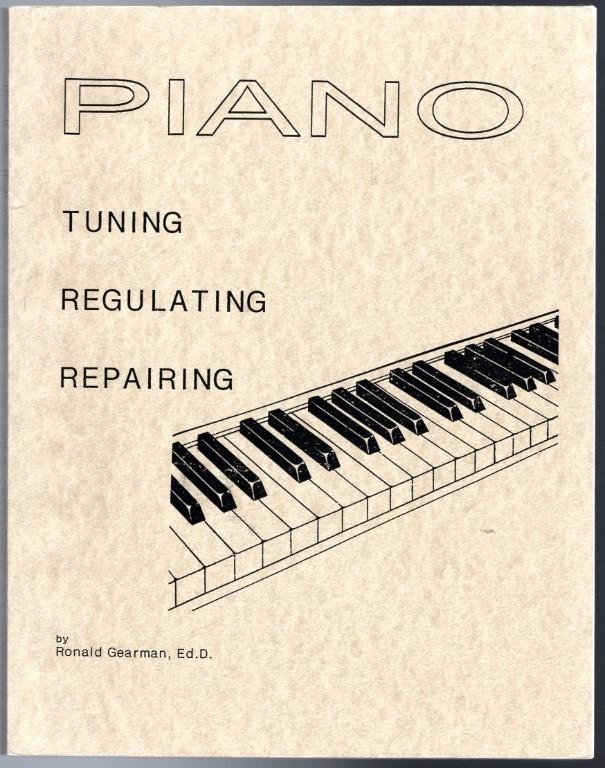 Image 0 of Piano tuning, regulating and repairing