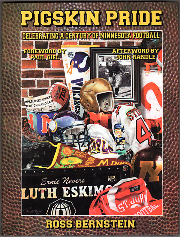 Image 0 of Pigskin Pride: Celebrating a Century of Minnesota Football