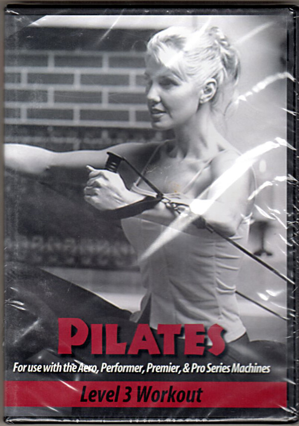 Image 0 of AeroPilates Level Three Integrated Workout DVD with Marjolein Brugman