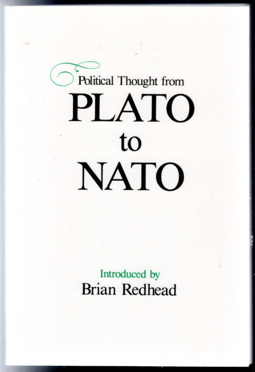 Image 0 of Political Thought from Plato to NATO (Political Science)