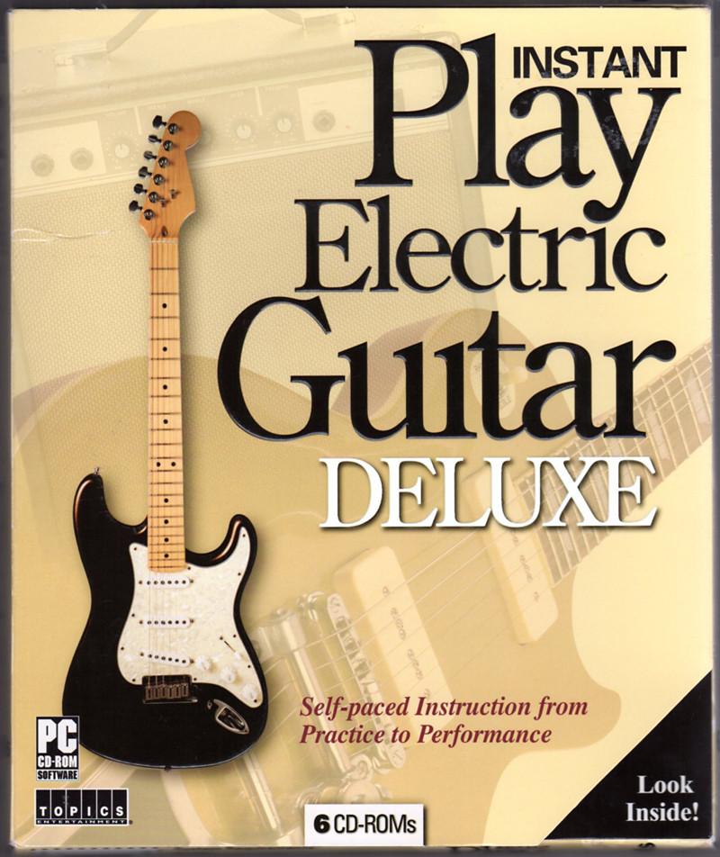 Image 0 of Play Electric Guitar Deluxe