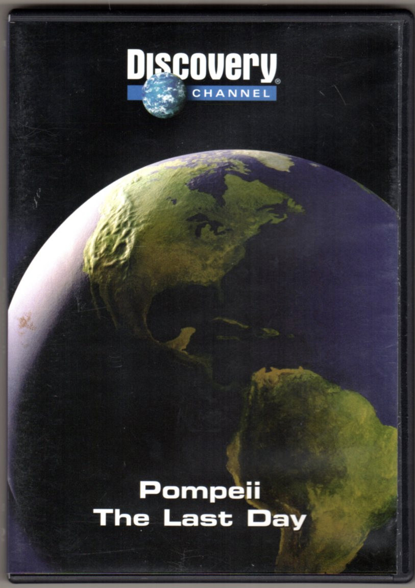 Image 0 of Discovery Channel: Pompeii The Last Day
